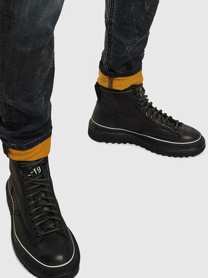 Diesel - D-Vider JoggJeans 069MD, Dark Blue - Jeans - Image 3