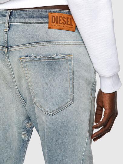 Diesel - Fayza 09A04, Light Blue - Jeans - Image 3