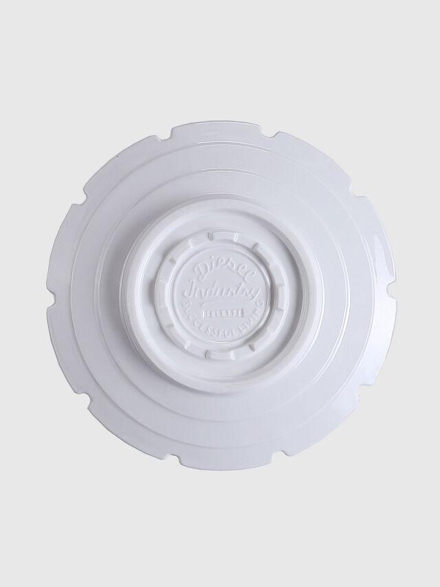Diesel - 10987 MACHINE COLLEC, White - Plates - Image 2