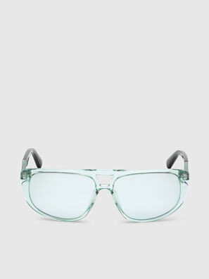 DL0300, Light Blue - Sunglasses