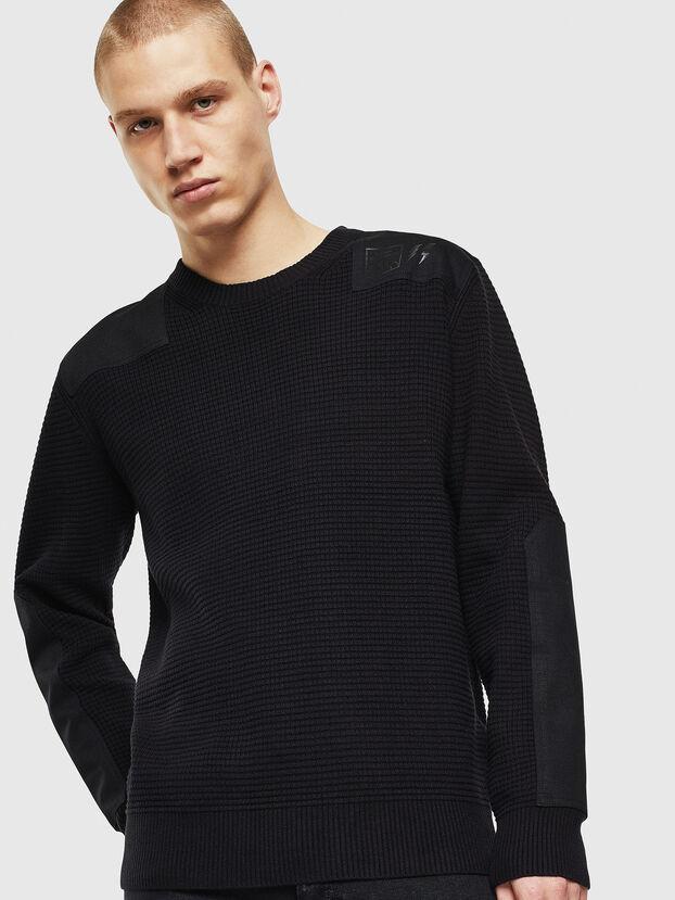 K-LESTER, Black - Knitwear
