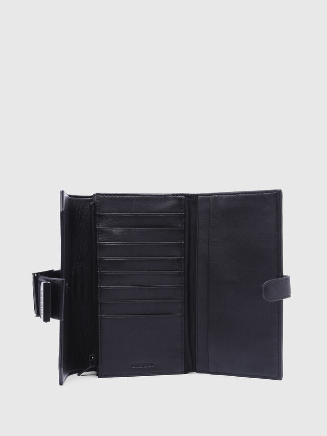 Diesel - DIPSY, Black - Small Wallets - Image 4