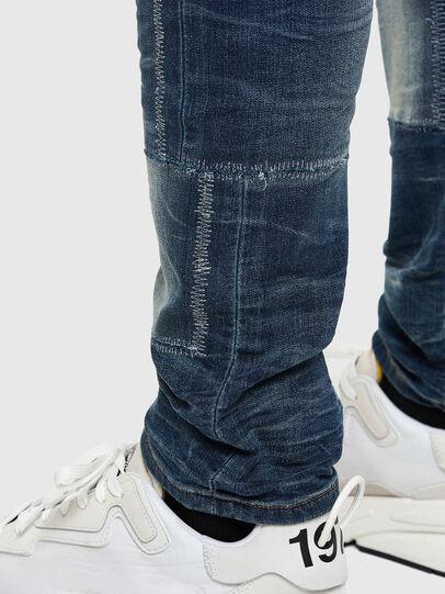 Diesel - Krooley JoggJeans 069NK, Medium blue - Jeans - Image 5