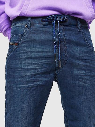 Diesel - Krooley JoggJeans 0098H, Medium blue - Jeans - Image 5