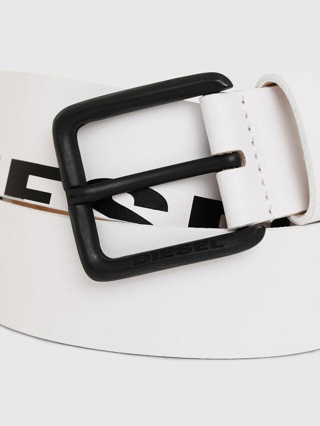 Diesel - B-DSL, White - Belts - Image 2