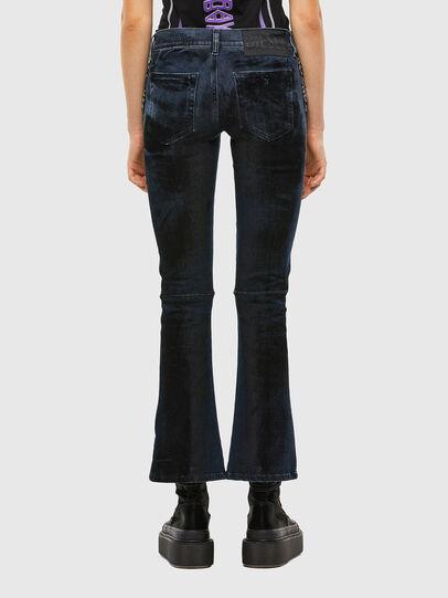 Diesel - Slandy 009KN, Dark Blue - Jeans - Image 2