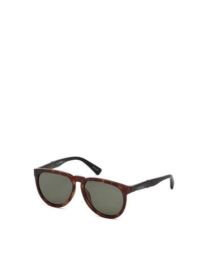 Diesel - DL0272, Brown - Kid Eyewear - Image 2