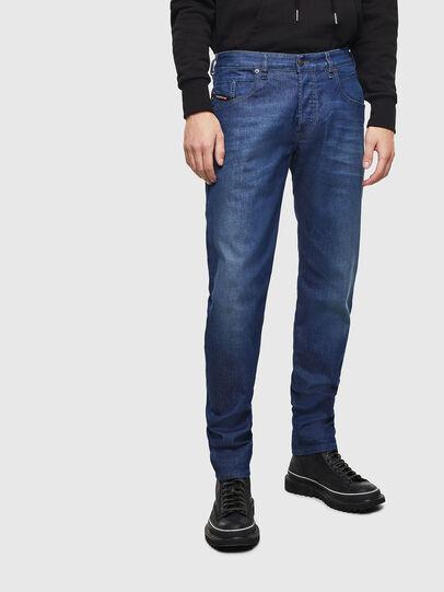 Diesel - D-Bazer 069LQ, Medium blue - Jeans - Image 1