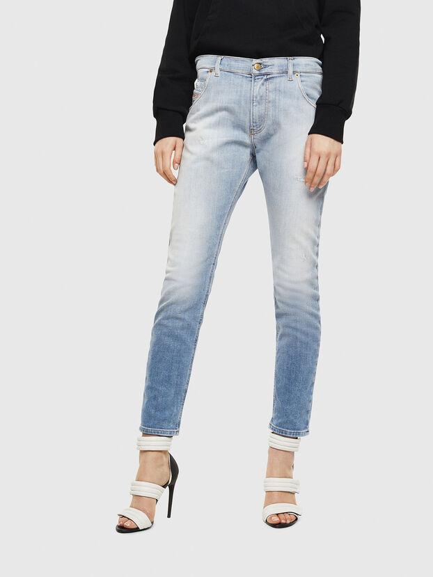 Krailey JoggJeans 0099R, Light Blue - Jeans