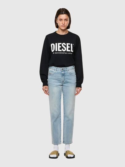 Diesel - D-Joy 009TY, Light Blue - Jeans - Image 5