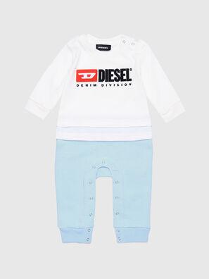 JENGYDIV-NB, White/Blue - Jumpsuits