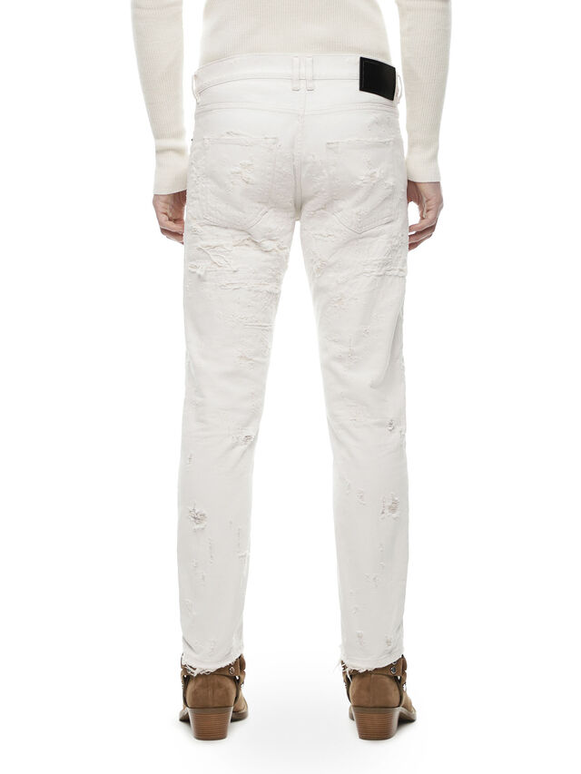 Diesel - TYPE-2813FS, White - Jeans - Image 2