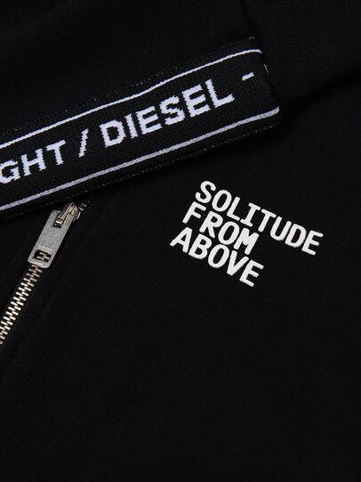 Diesel - SUITTOX, Black - Sweaters - Image 3