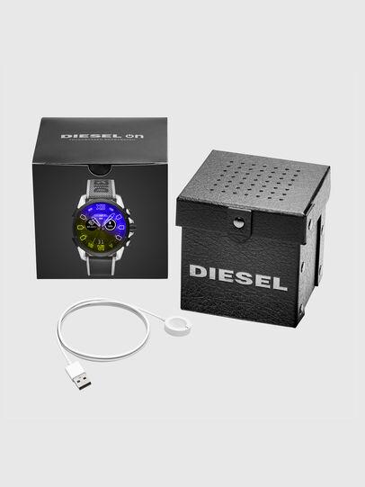 Diesel - DT2012, Gray/Black - Smartwatches - Image 5