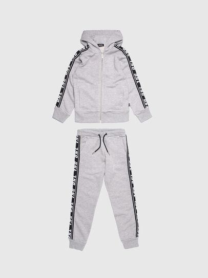 Diesel - SUITAX-SET, Grey - Jumpsuits - Image 1