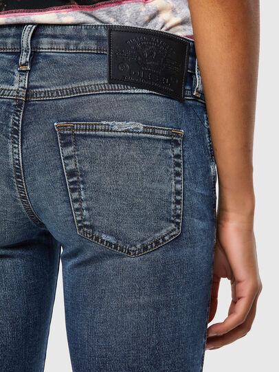 Diesel - GRACEY JoggJeans® 069SR, Dark Blue - Jeans - Image 4