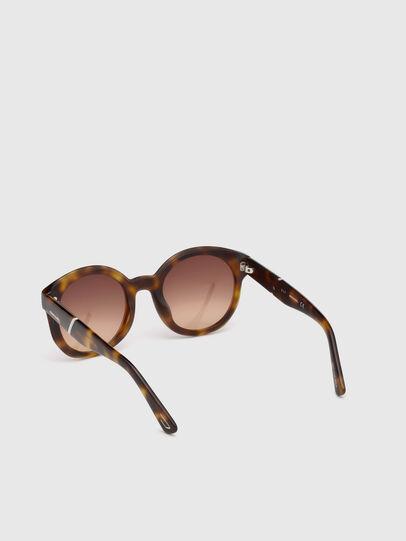 Diesel - DL0252, Brown - Sunglasses - Image 2