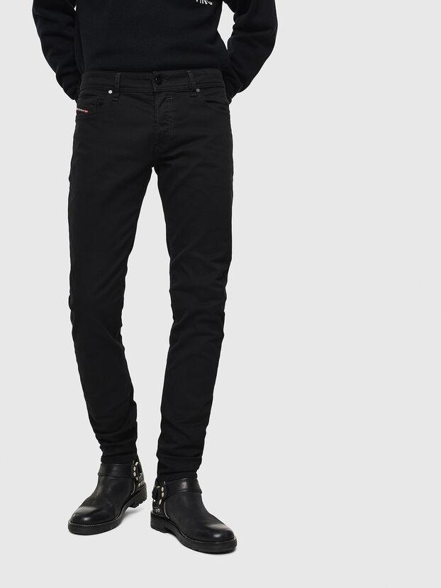 Sleenker 069EI, Black/Dark grey - Jeans