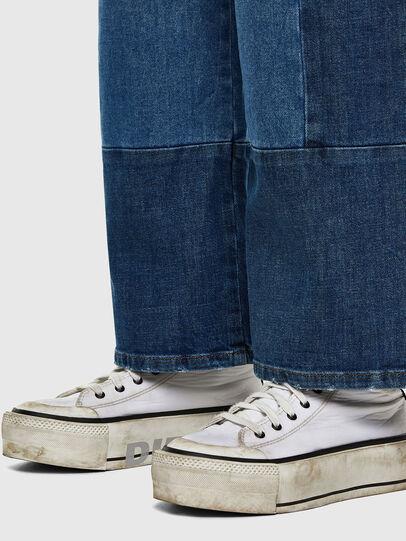 Diesel - Widee 009EU, Light Blue - Jeans - Image 4