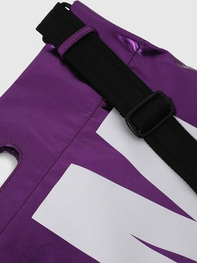 Diesel - F-LITT-HER M, Violet - Shopping and Shoulder Bags - Image 5