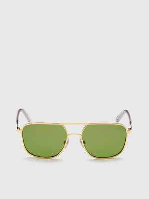 DL0325, Yellow - Sunglasses