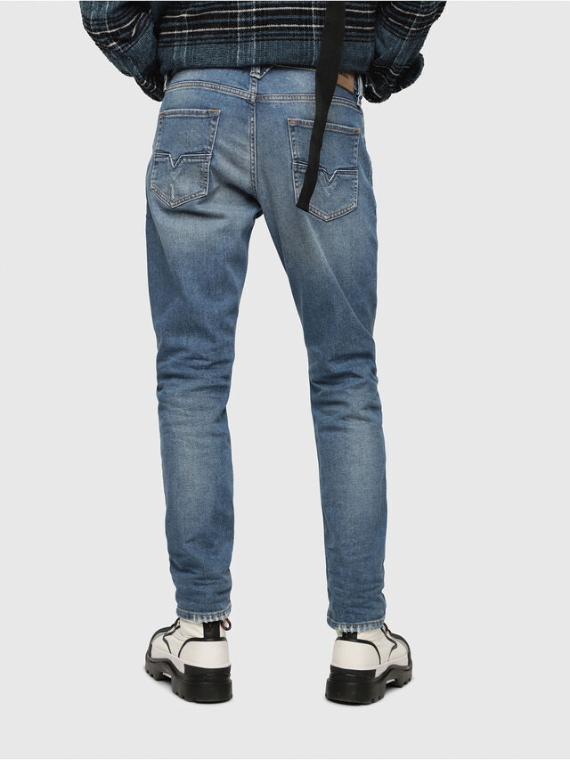 Diesel - Larkee-Beex 089AW, Medium blue - Jeans - Image 2