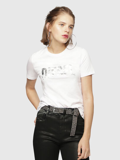 Diesel - T-SILY-WH,  - T-Shirts - Image 1