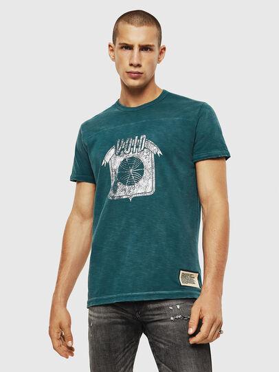 Diesel - T-DIEGO-CUT-AC,  - T-Shirts - Image 1