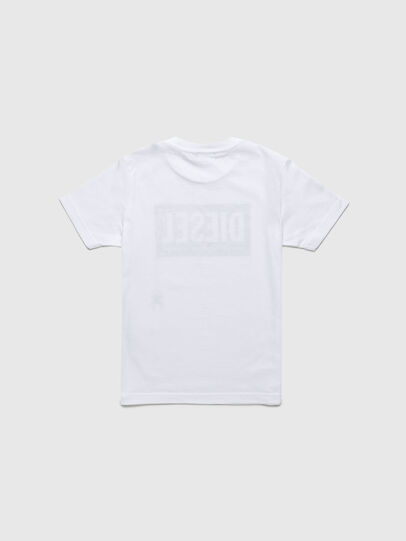 Diesel - TWEEN-TSE, White - T-shirts and Tops - Image 2