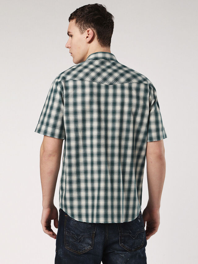S-EAST-SHORT, Dark Green