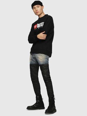 S-CREW-DIVISION,  - Sweaters
