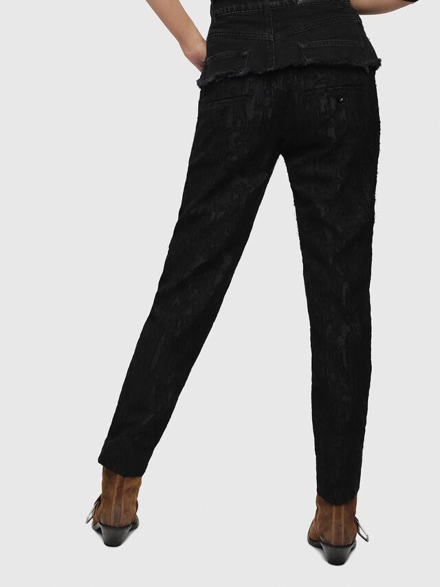 Diesel - P-MARU, Black - Pants - Image 2