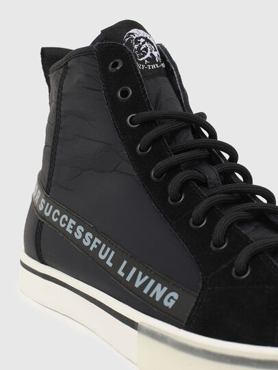 Diesel - S-DVELOWS ML, Black - Sneakers - Image 4