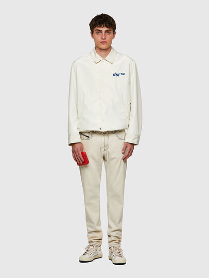 Diesel - D-Strukt 09A52, White - Jeans - Image 5
