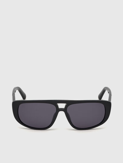Diesel - DL0306, Black - Kid Eyewear - Image 1