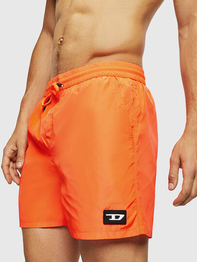 Diesel - BMBX-CAYBAY, Orange - Swim shorts - Image 3