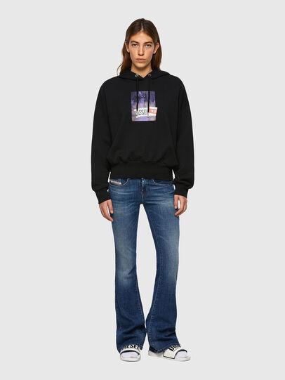 Diesel - F-MAGDALENA-B2, Black - Sweaters - Image 4