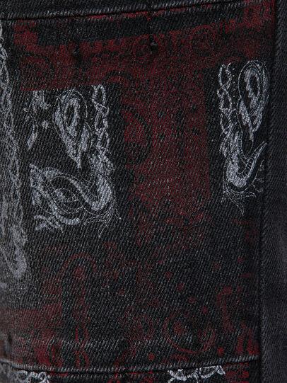 Diesel - D-Amny 009KS, Black/Dark grey - Jeans - Image 6