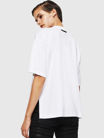 Diesel - TELIX, White - T-Shirts - Image 2