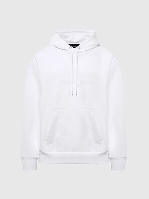 S-GIRPO-HOOD, White - Sweaters