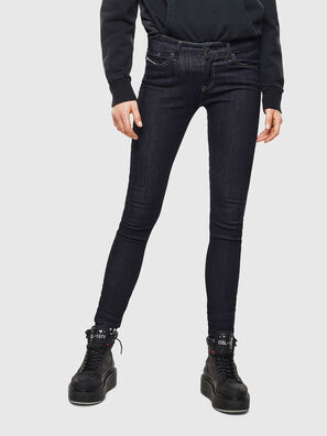 Slandy 0813C, Dark Blue - Jeans