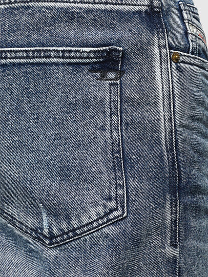 Diesel - D-Macs 0097G, Medium blue - Jeans - Image 3