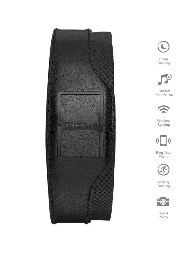 Diesel DA1201, Black - Bracelets - Image 1