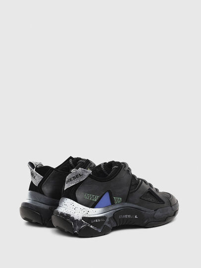 Diesel - S-KIPPER SP, Black - Sneakers - Image 3