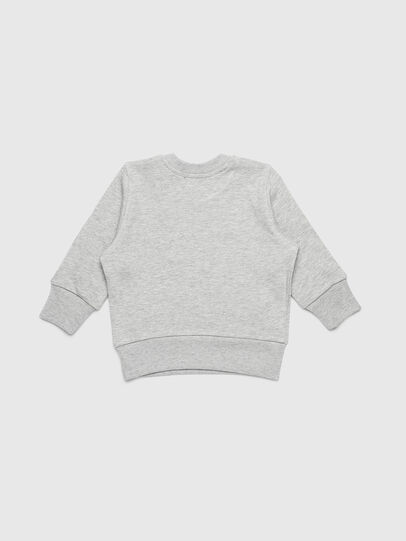 Diesel - SDIEGOXB, Light Grey - Sweaters - Image 2