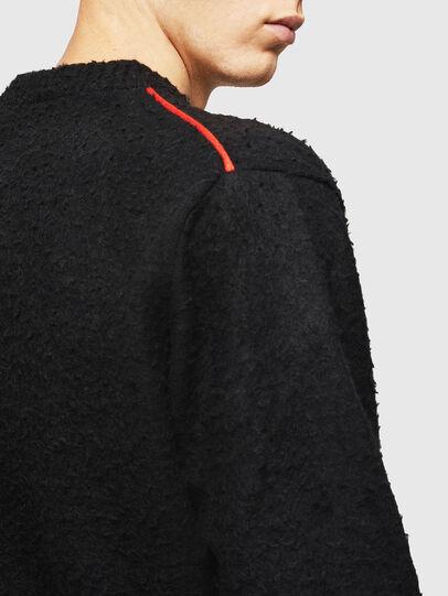Diesel - K-CASY, Black - Knitwear - Image 5