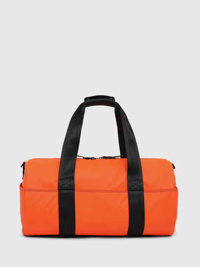 Diesel - F-BOLD DUFFLE, Orange - Travel Bags - Image 2