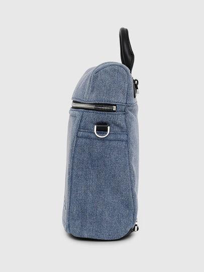 Diesel - ERACLEA II, Blue Jeans - Backpacks - Image 3