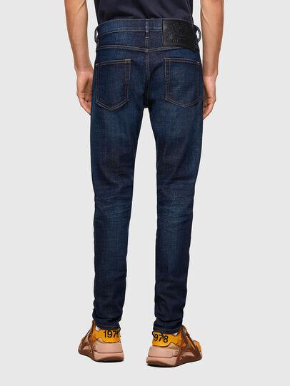 Diesel - D-Strukt 09A48, Dark Blue - Jeans - Image 2