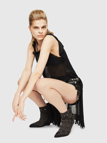 Diesel - D-WEST MBE,  - Ankle Boots - Image 5